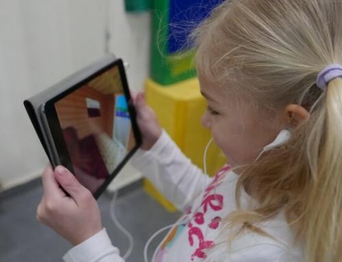 Realidad aumentada en educación infantil